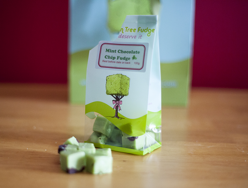 Yum Yum tree fudge