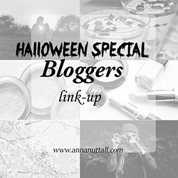 Halloween special bloggers links up