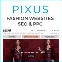 pixus web design