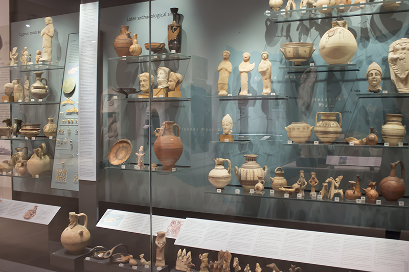 Oxford Archaeology museum