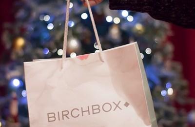 Birchbox pop-up shop London