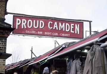 exploring Camden Market