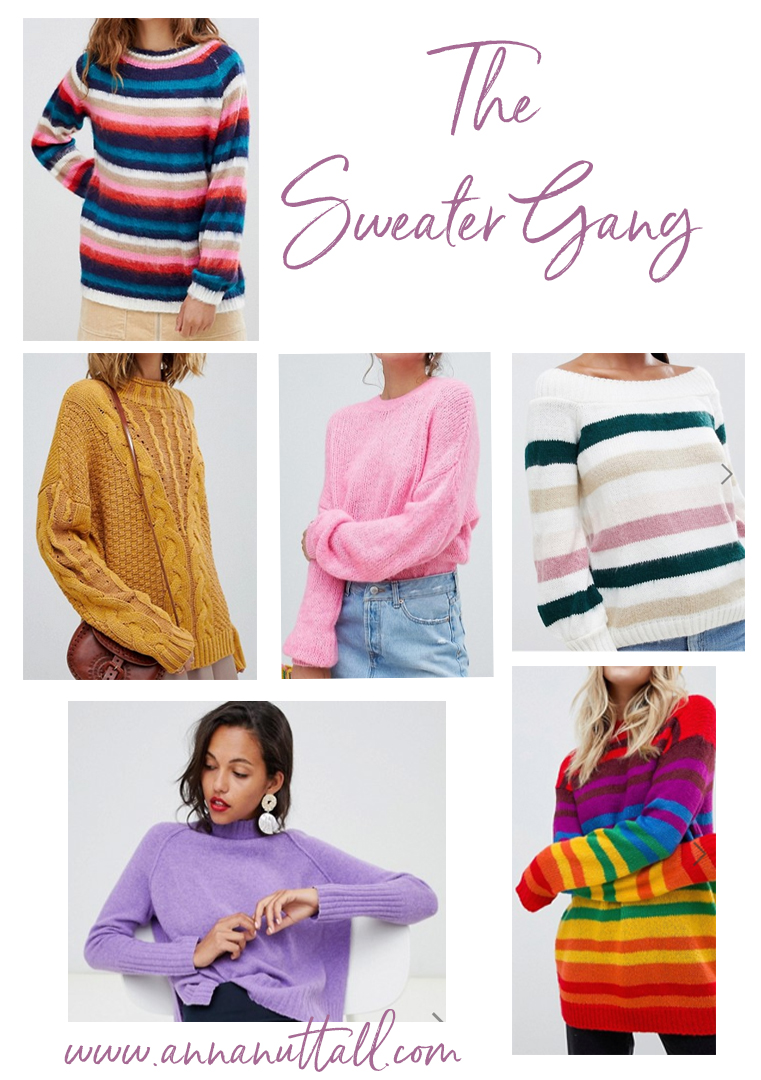 the sweater gang