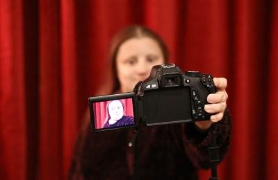 shy in a vlogging world