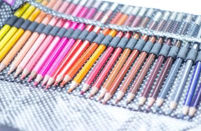 Hunkydory watercolours pencils