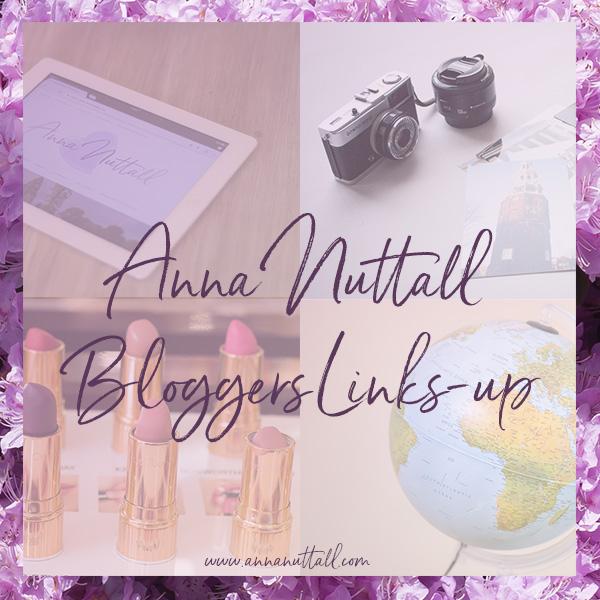 Anna Nuttall Bloggers Links up