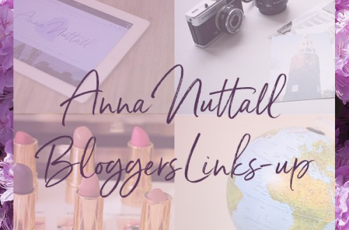 Anna Nuttall Bloggers Links up