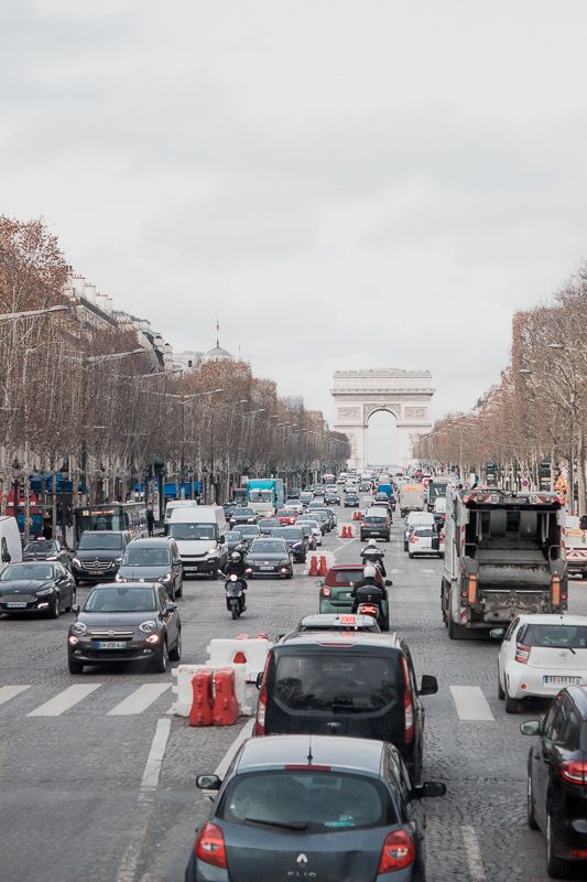 24 hours in Paris