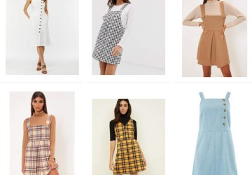 pinafore trend