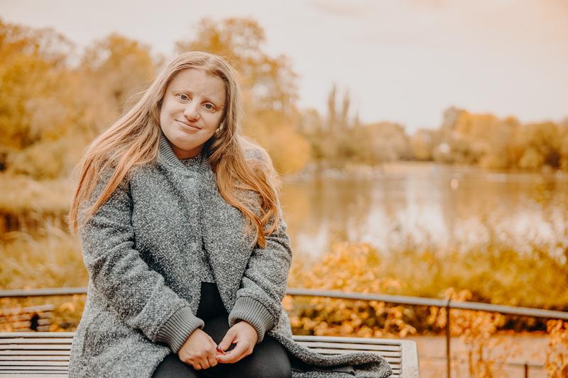 Autumn walk in Regent Park