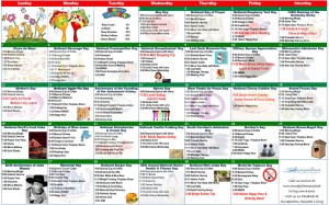 may 2019 assisted living calendar