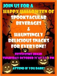 october 2019 halloween party