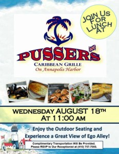 annapolis assisted living lunch flyer