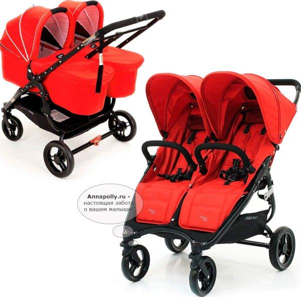 Valco baby Snap Duo коляска 2 в 1 для двойни - купить в ...