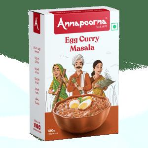 Tasty Egg Curry Masala Powder
