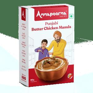 Authentic Punjabi Butter Chicken Masala