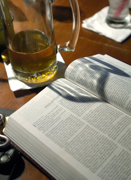 Image result for beer and bible, images