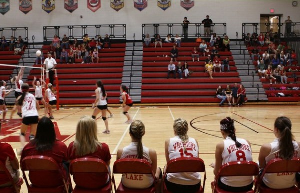 Whitmore Lake sweeps Britton-Deerfield in volleyball
