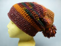 Crochet Hat by Liz Ritter