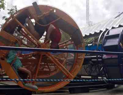 Knoebels - Thrill Rides - Looper