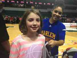 Harlem Globetrotters - with Ace