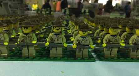 Brick Bash 2017 - Army Men