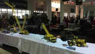 Brick Bash 2017-Construction Vehilces
