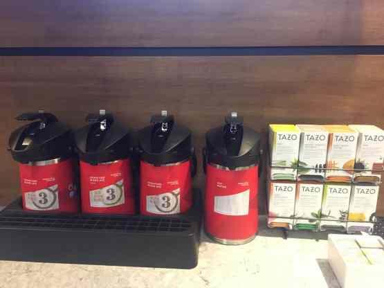 Staycation at Hyatt Place Ann Arbor - Breakfast - Coffee & Tea