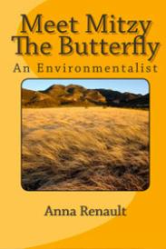 Meet Mitzy, the Butterfly: An Environmentalist