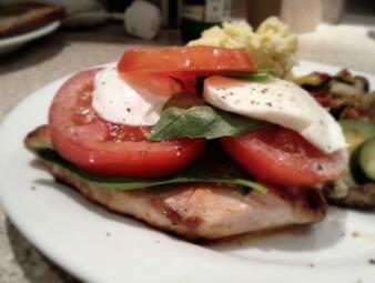 Caprese Salad 11.11