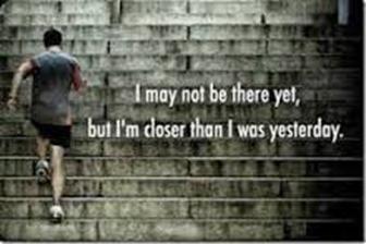 Confidence in running