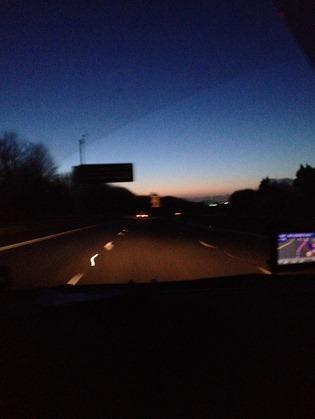 Early start Brighton half