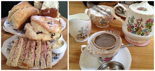 Elsie's afternoon tea 15.02
