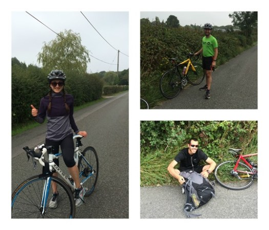 Portsolent cycle ride