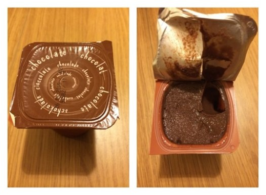 GoNutrition Protein pudding