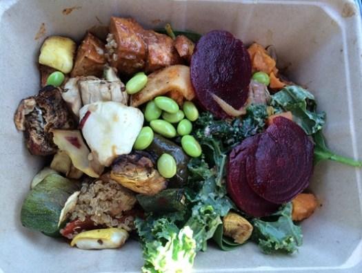 25.01 Wholefoods salad