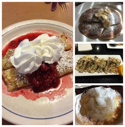 Ben's holiday breakfast 2015