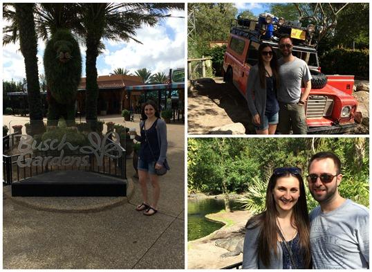 Busch Gardens 2015