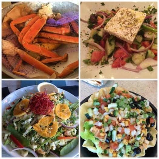 Orlando Food Montage 2015