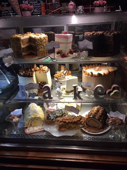 Amazing cakes in Bristol