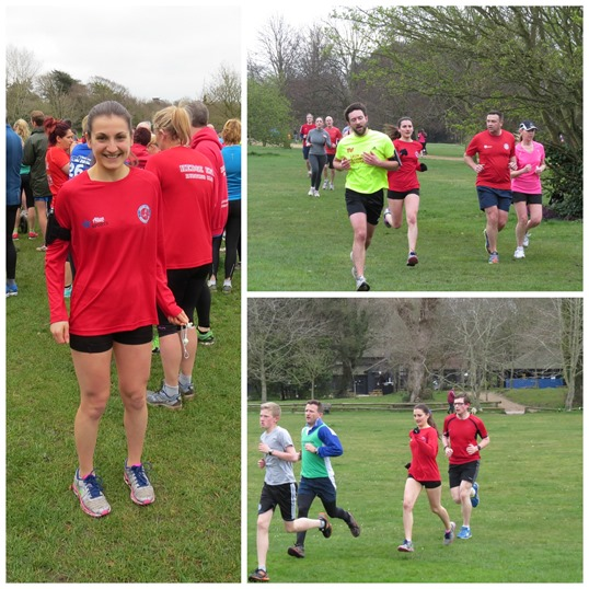 50th parkrun Netley Abbey
