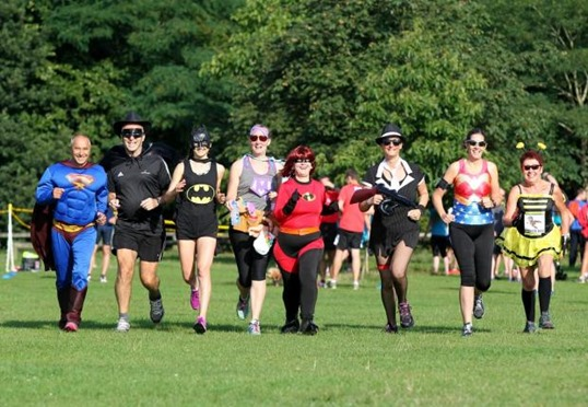parkrun fancy dress