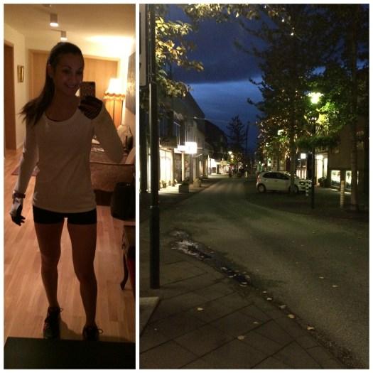 Reykjavic running