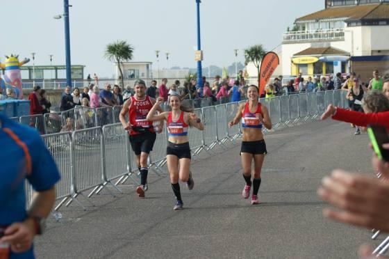 Bournemouth marathon 1