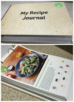 Hello Fresh recipe folder