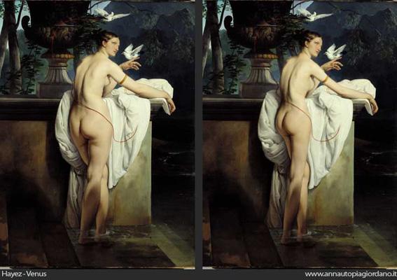 Venus vs Modern day