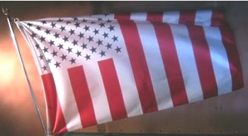 US Civil Flag