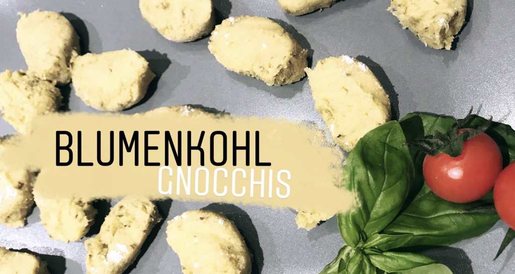 blumenkohl Gnocchis
