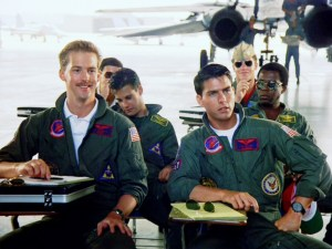 Maverick and Iceman, Top Gun at Four