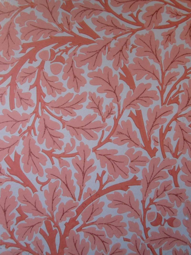 William Morris Designs And Standen House Anne Clark Handmade